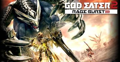 噬神者 2:狂怒解放