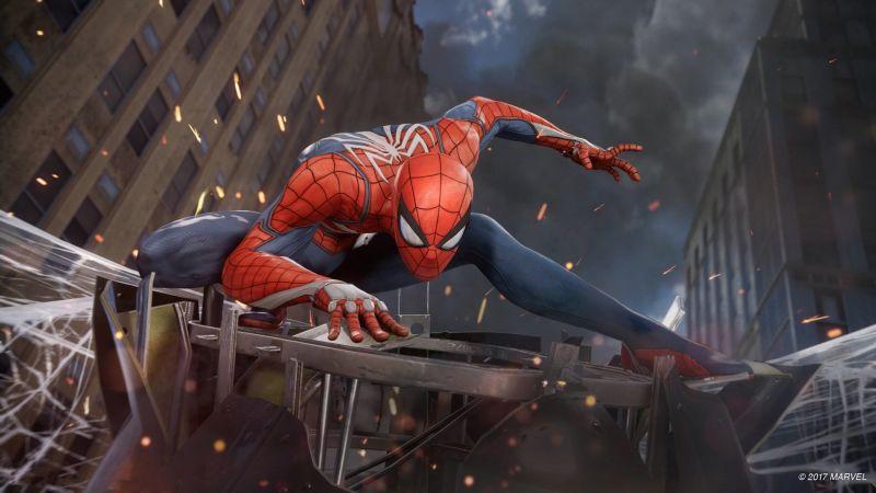 《漫威蜘蛛侠》带你重温 老派超级英雄电影