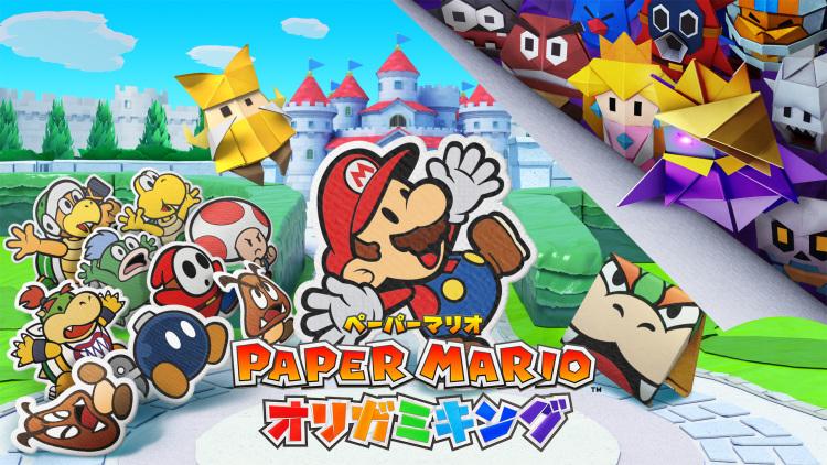 《Fami 通》本周游戏评分:《纸片马力欧:折纸国王》进入白金殿堂
