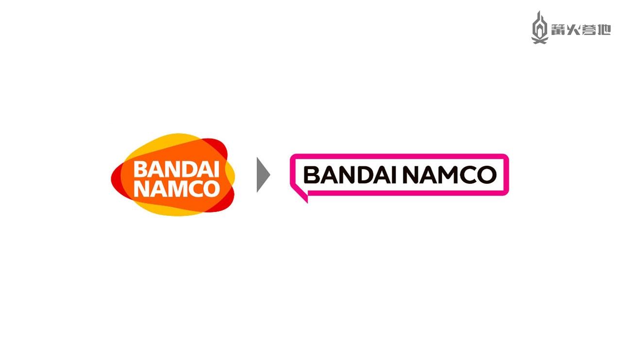万代南梦宫将更换全球各地区的品牌 Logo