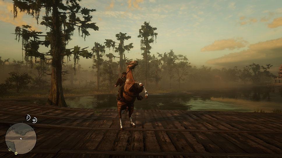 《荒野大镖客2》马匹相关必备知识