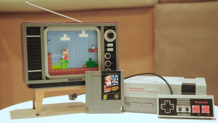 比原版主机还贵的乐高 NES 到底内藏了什么乾坤?