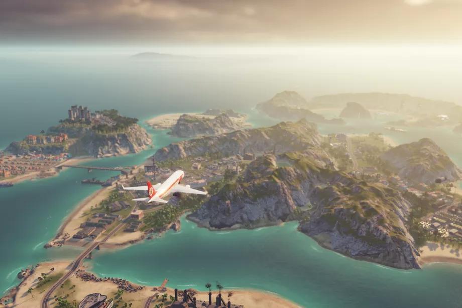 《海岛大亨 6》:岛屿四散,铁腕依旧