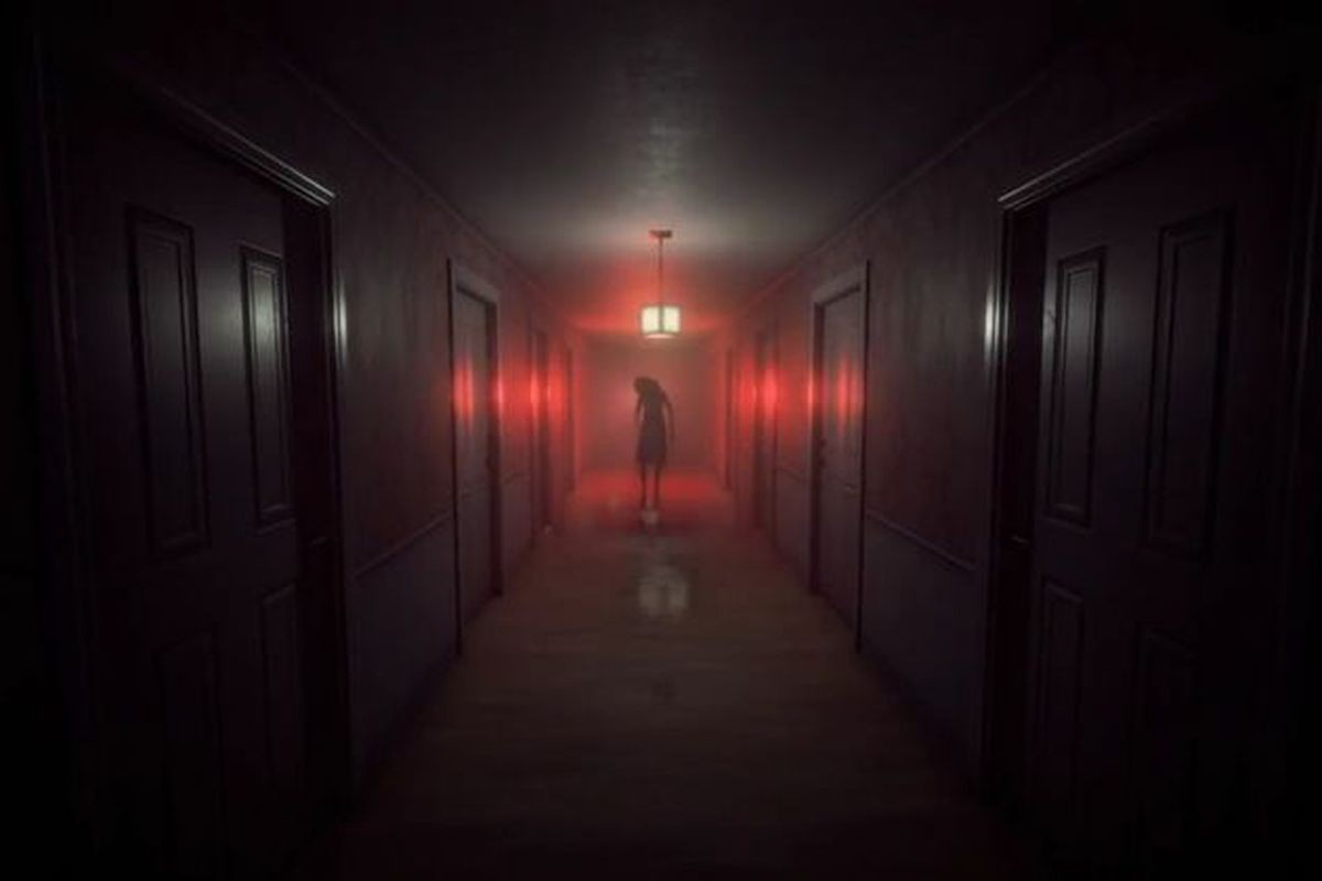 《遗留之人》前瞻:以「光明」与「黑暗」为玩法的恐怖游戏