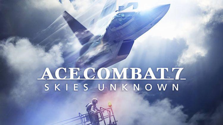 PSN 日服《皇牌空战 7 :未知的天空》现正半价折扣中