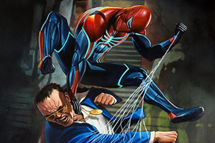 《漫威蜘蛛侠》DLC「势力之争」测评
