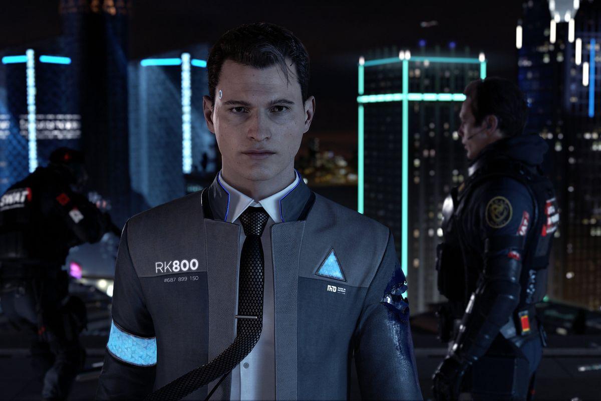 底特律:成为人类 游戏图集(4)