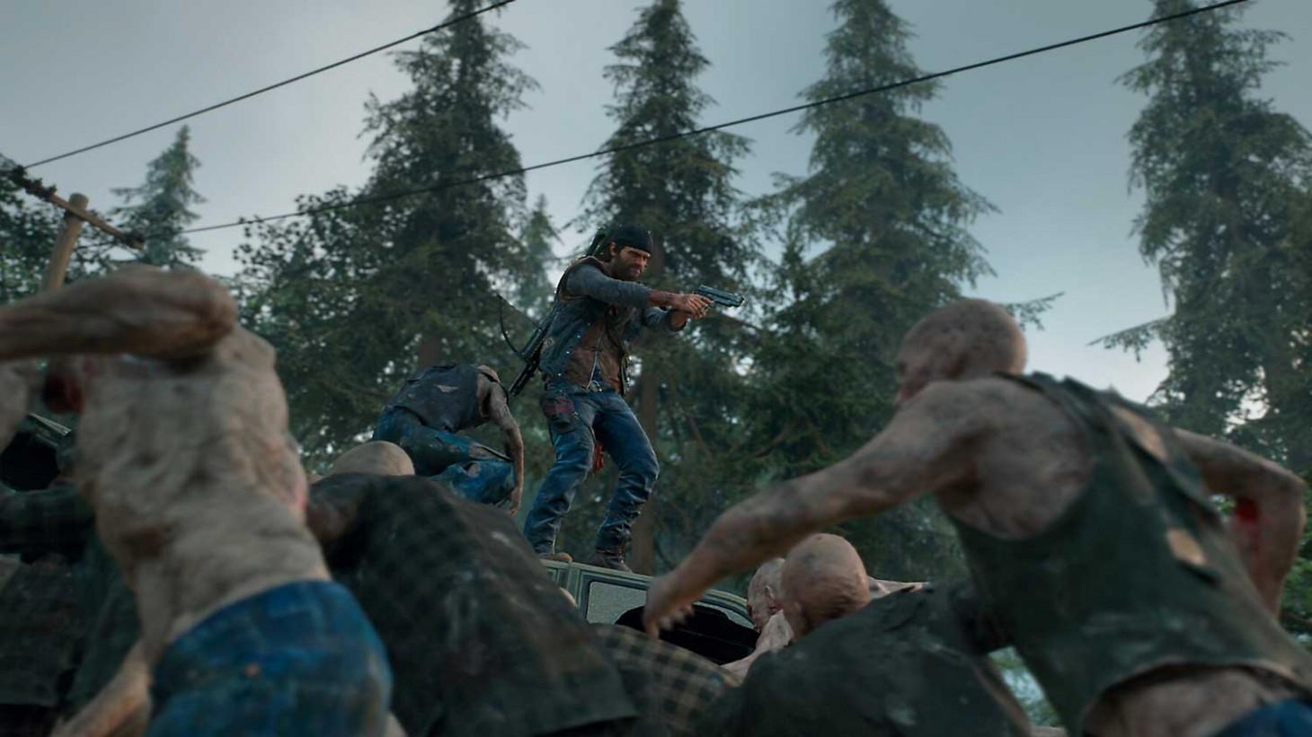 《往日不再》Game Informer 评测 7.75 分:开放与线性的矛盾体
