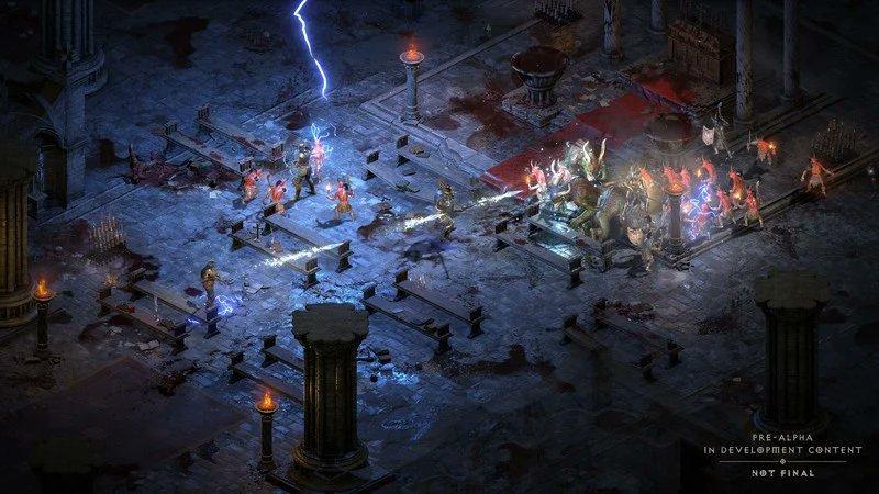 E3 Day 2 - Xbox & Bethesda Games Showcase - Diablo 2 Resurrected - 1
