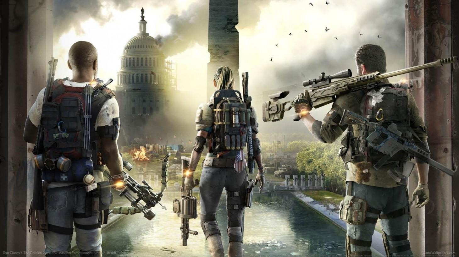 《全境封锁 2》Game Informer 评测 9 分:一款成功的服务型多人游戏