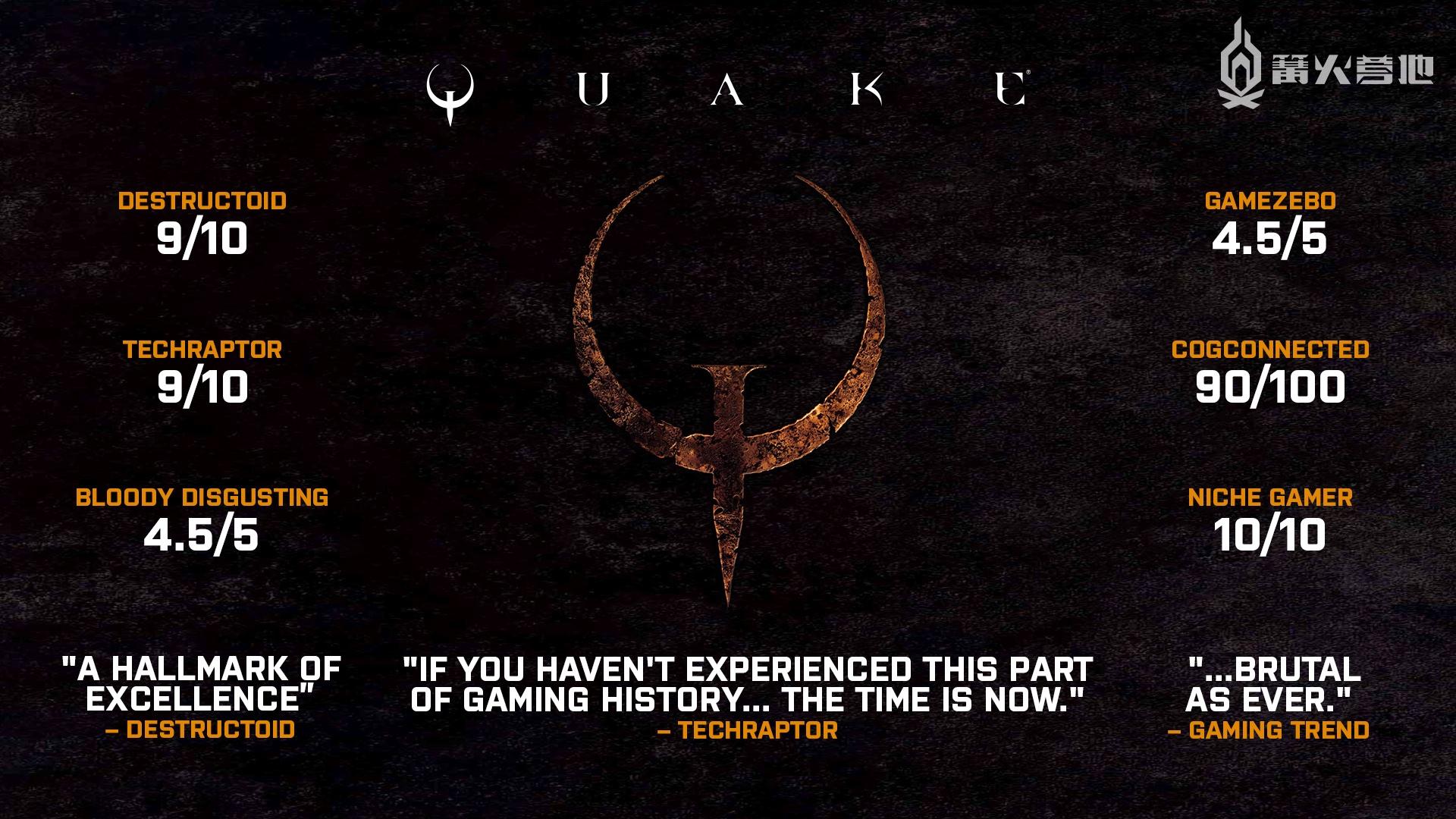 《雷神之锤 重制版》推出免费次世代更新支持 4K/120 帧