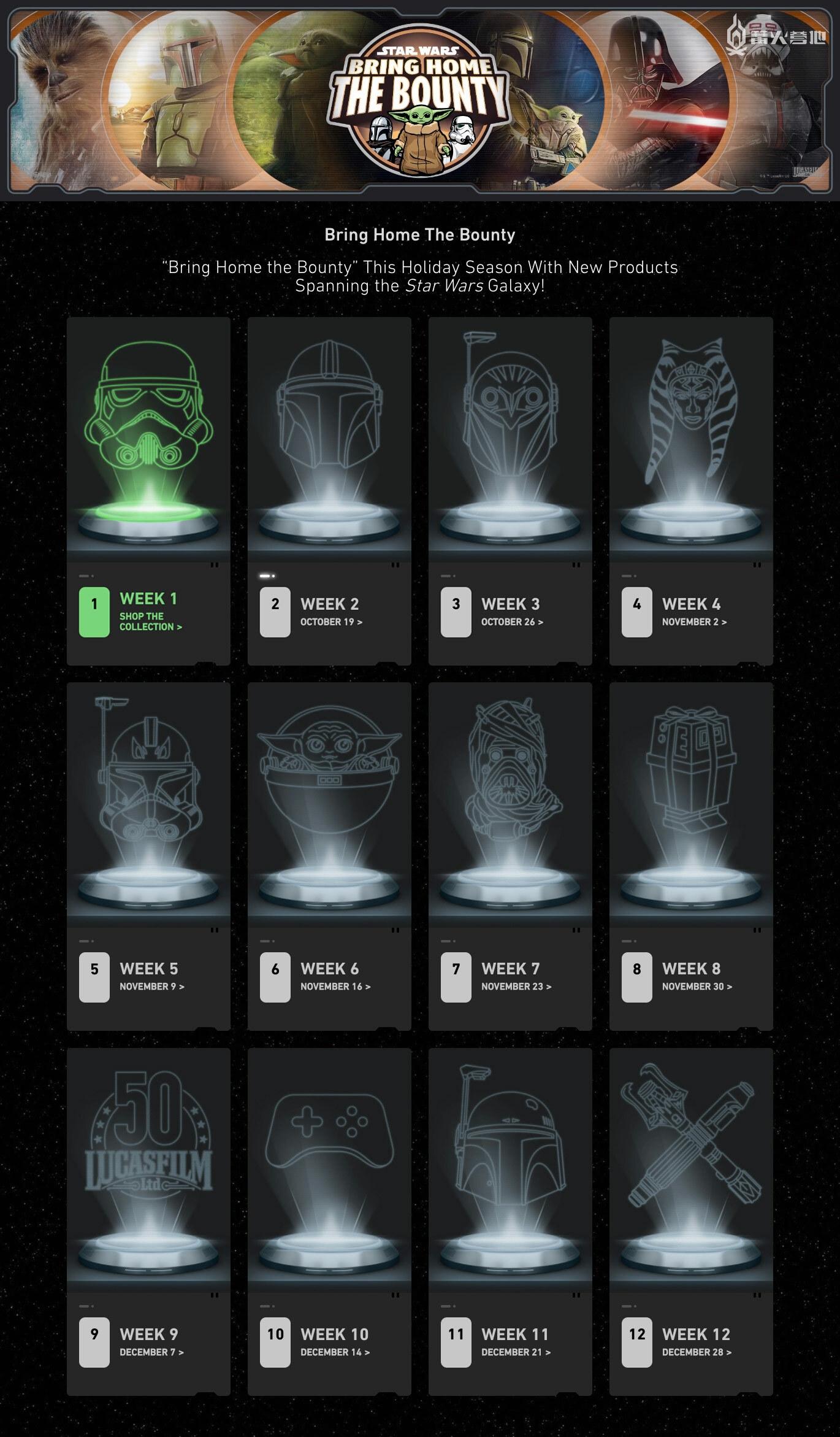 卢卡斯影业新活动暗示 12 月中会有《星球大战》新游戏情报公开
