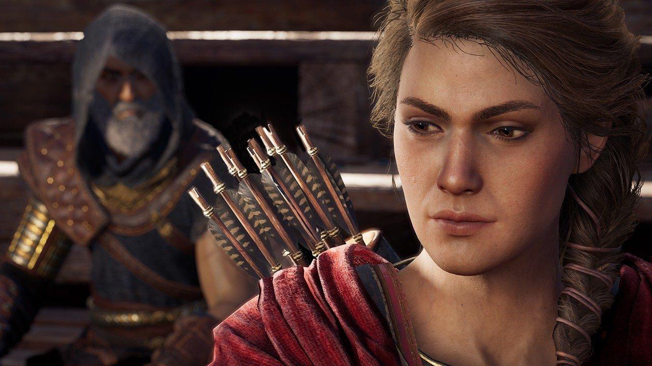 《刺客信条:奥德赛》DLC 第二章「暗影后裔」评测 7 分