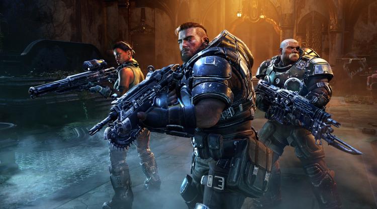 《战争机器:战术小队》:从 TPS 到 SLG