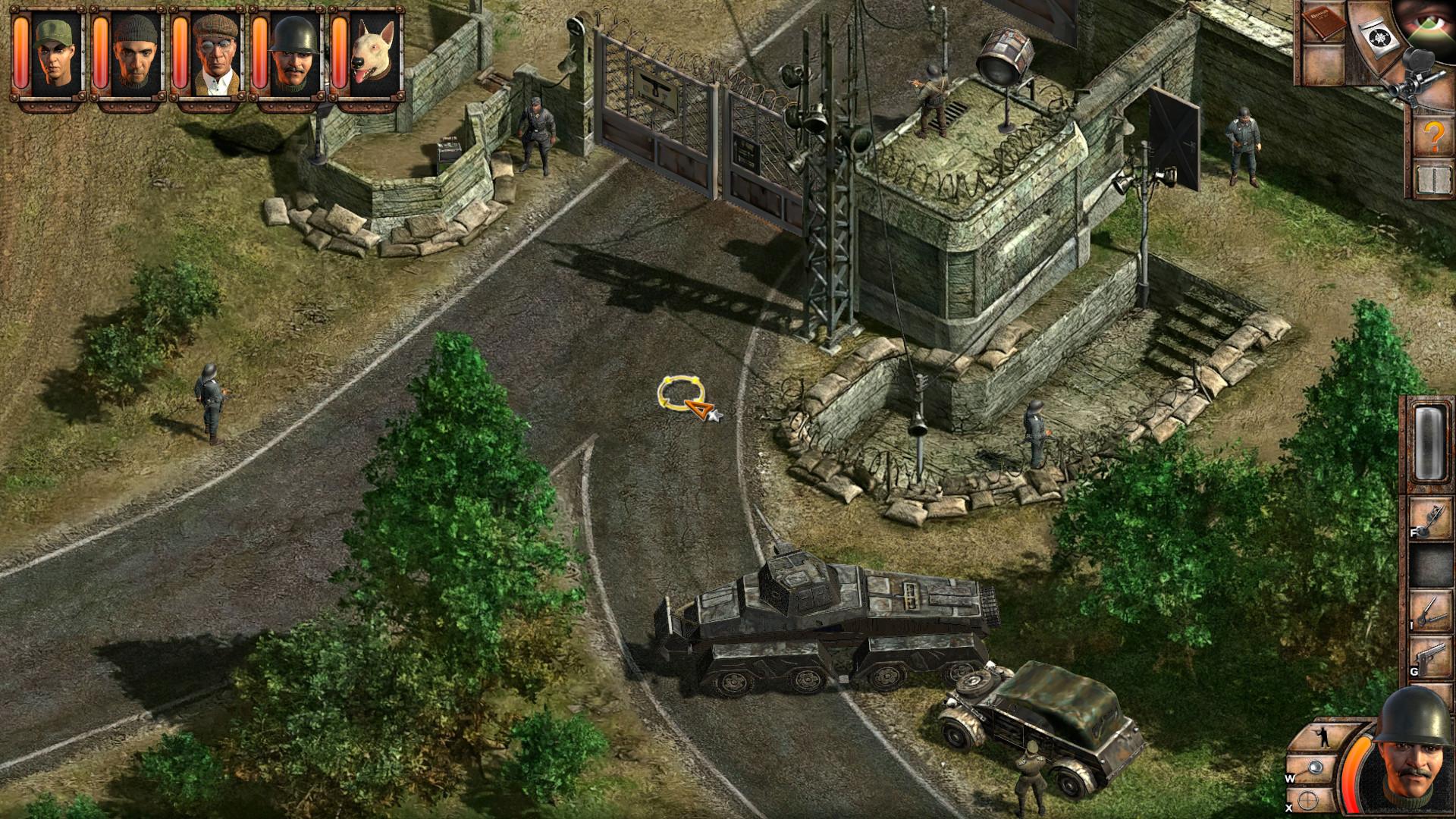 盟军敢死队 2 高清复刻版 游戏图集(9)