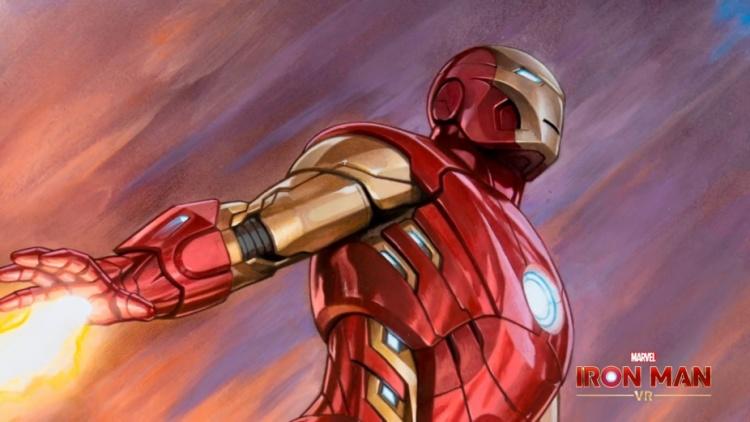 《漫威钢铁侠 VR》评测:让 VR 成为化身超级英雄的捷径