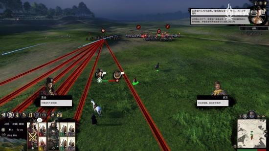 《全面战争:三国》如何进行单挑?