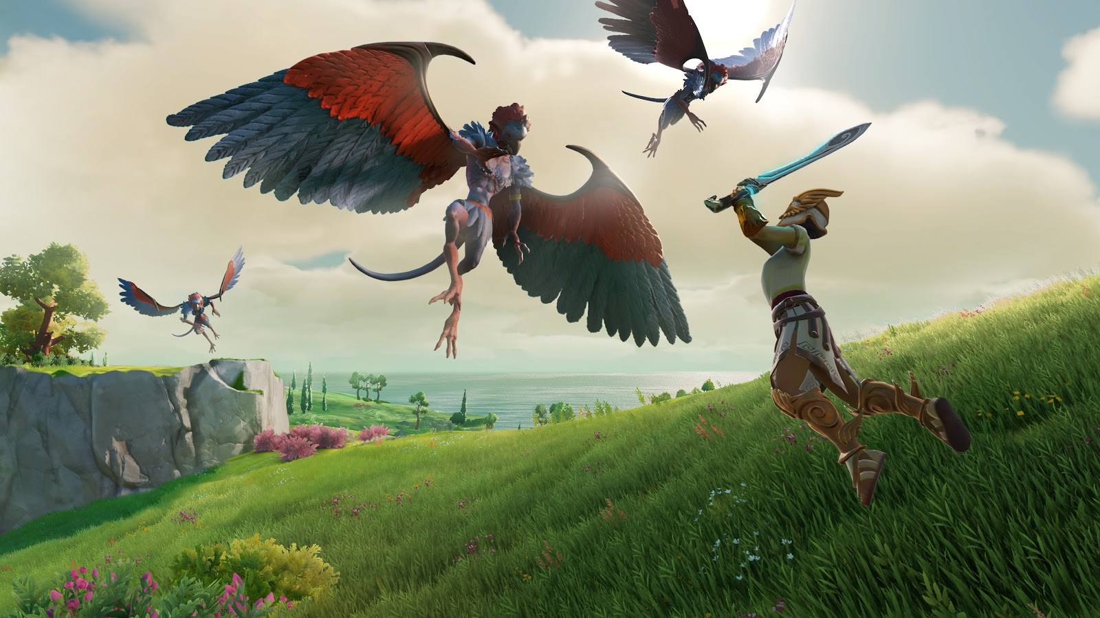 【E3 2019】《渡神纪》前瞻:并非只是「旷野之息」的简单复刻