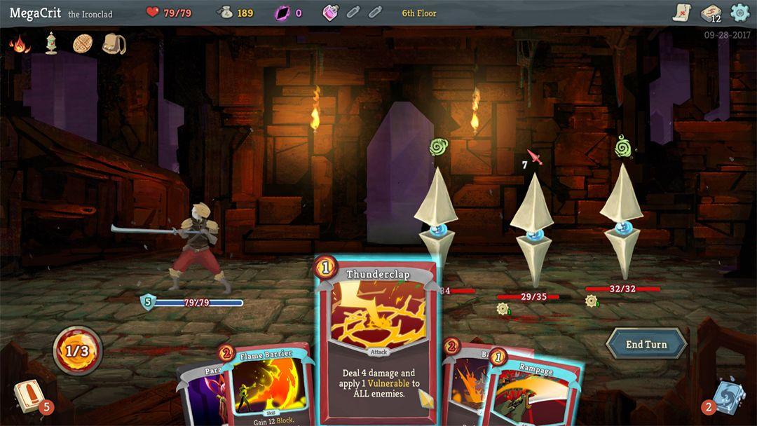 《杀戮尖塔》:卡牌游戏理想中的样子
