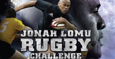 Jonah Lomu橄榄球挑战赛