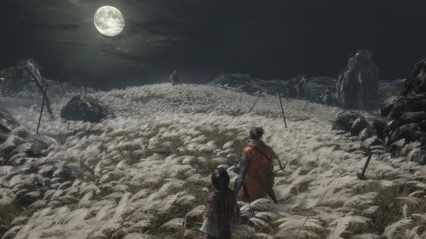 《只狼:影逝二度》Game Informer 评测 9 分:狂野的忍者之旅
