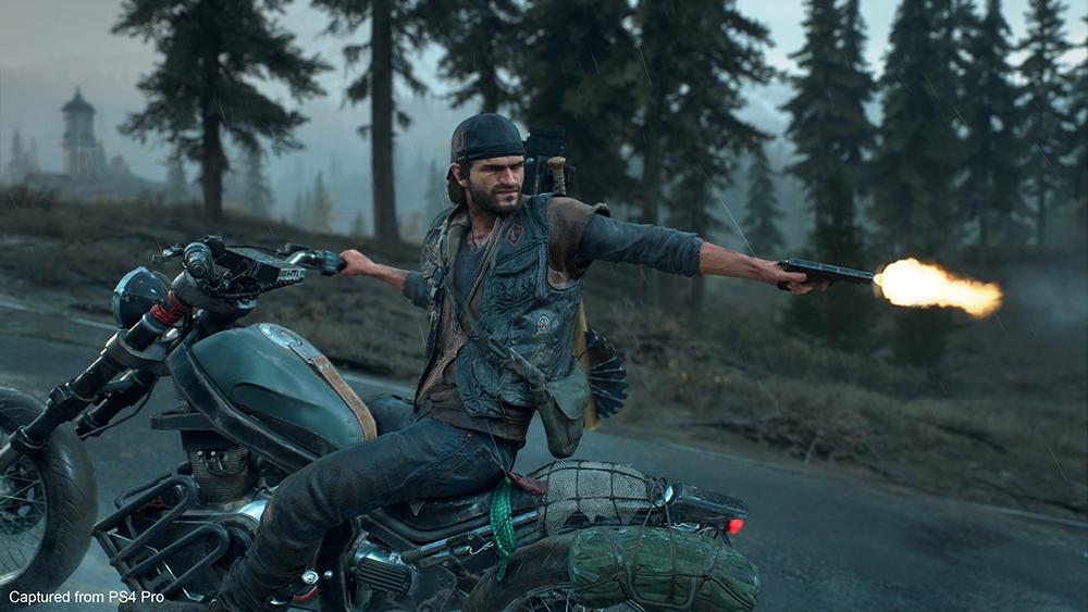 《往日不再》试玩报告:享受摩托车在大地飞驰的快乐