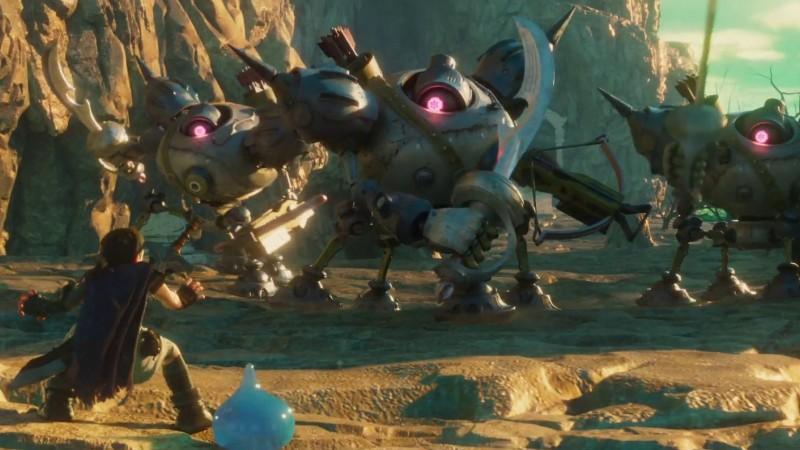 《勇者斗恶龙 你的故事》第二弹中字预告公开,细腻画面深入人心