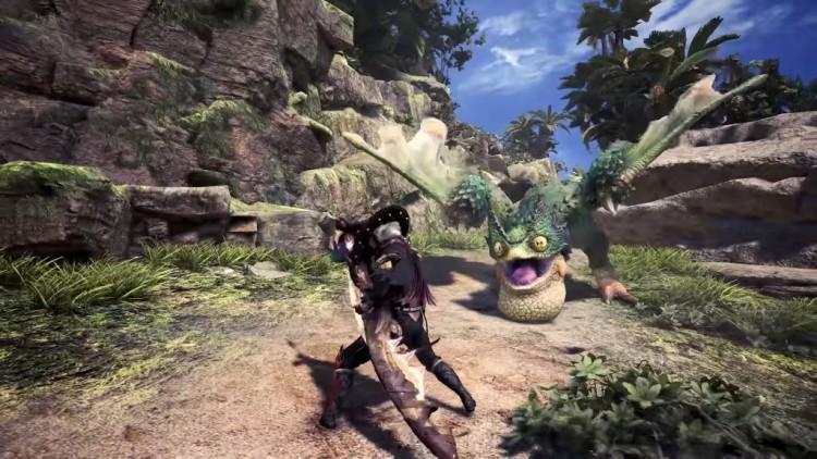 【E3 2019】《怪物猎人世界:冰原》 太刀、盾斧前线详细试玩报告