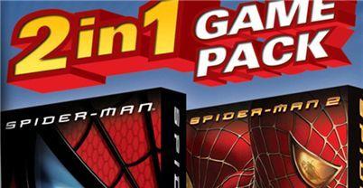 游戏合集 蜘蛛侠 1 + 蜘蛛侠 2