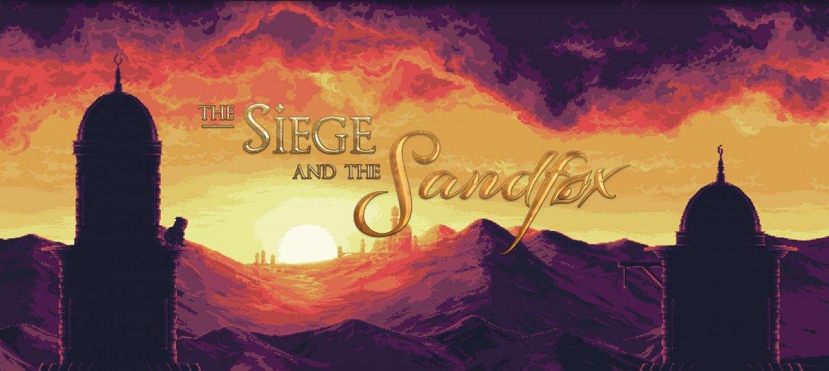 《围攻与沙狐》前瞻:银河恶魔城与潜行结合的新奇体验