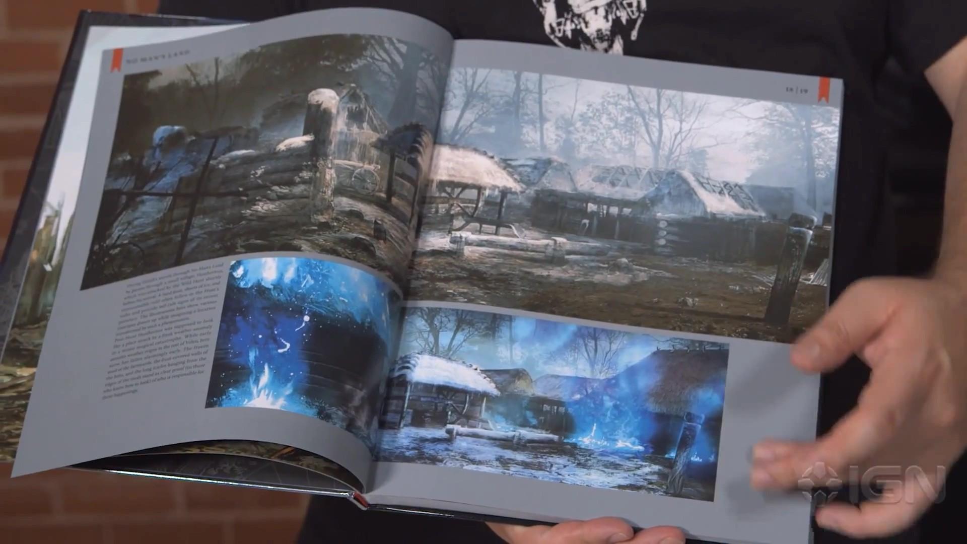 巫师3:狂猎 游戏图集(26)