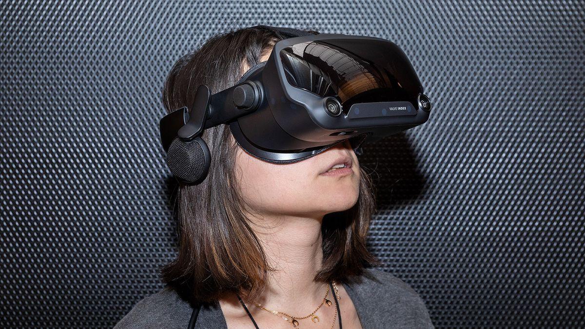 Valve Index VR 头显评测:最贵最强的 VR 头显