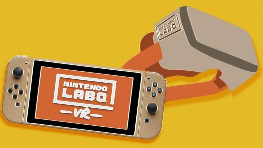 任天堂 Labo VR 真的值得剁手吗?