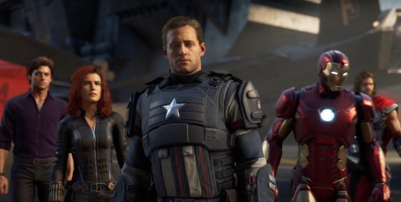 【E3 2019】《漫威复仇者:A 日》媒体闭门演示报告:每个英雄都有故事