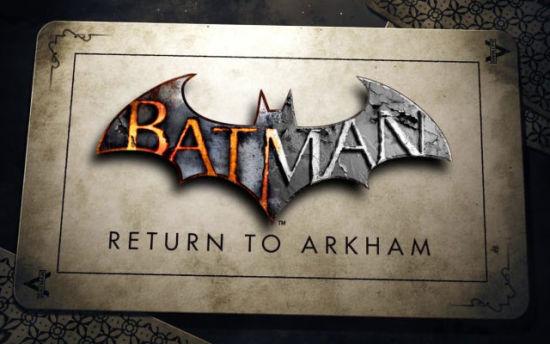 蝙蝠侠:重返阿克汉姆