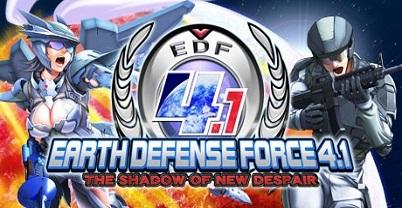 地球防卫军 4.1:绝望阴影再袭