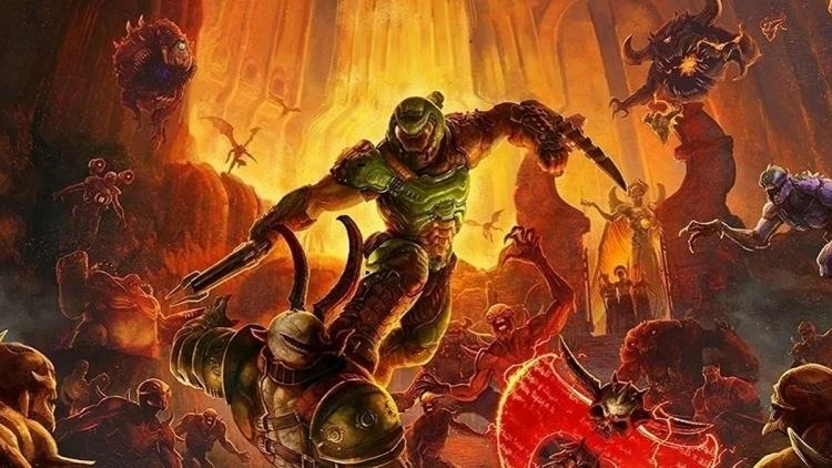 浅析《毁灭战士》中的恶魔形象出处
