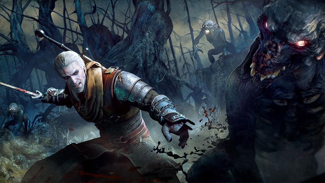 巫师3:狂猎 游戏图集(1)