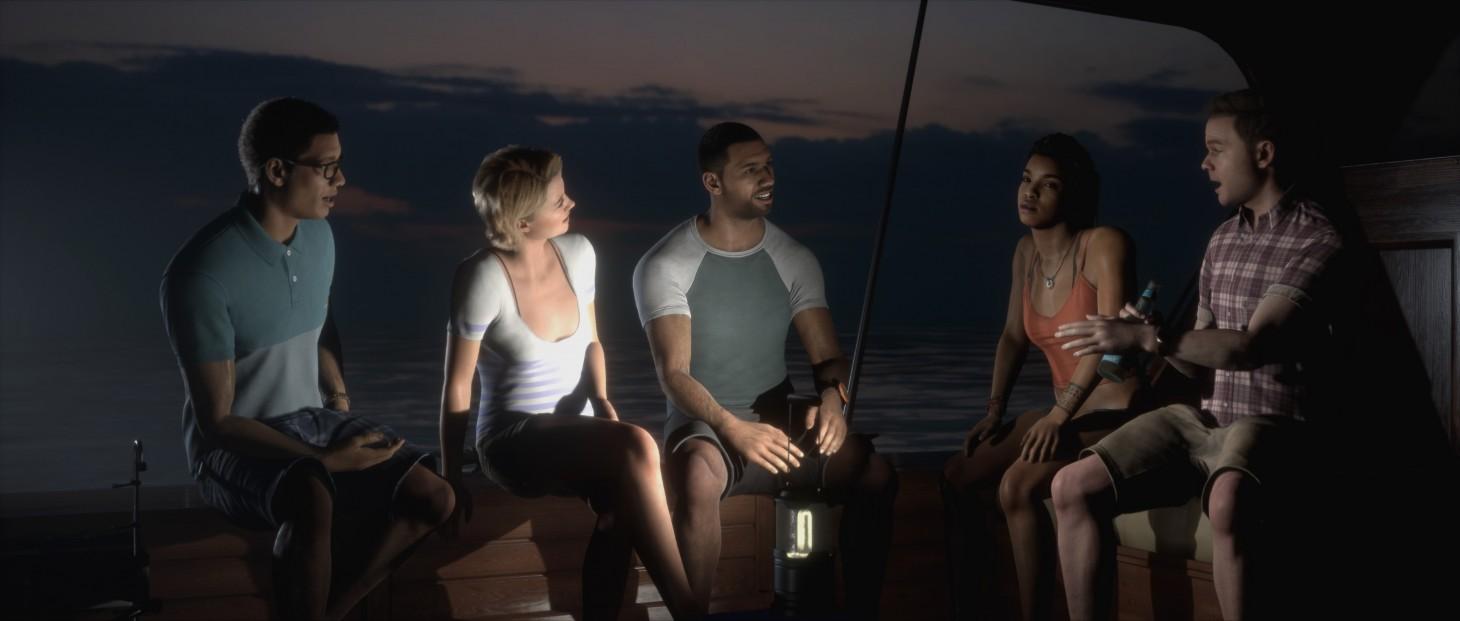 《黑相集:棉兰号》前瞻:幽灵船的雨夜迷航