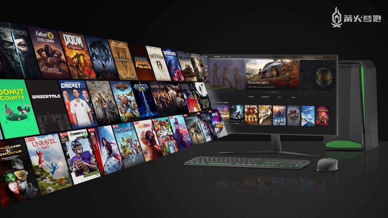 Xbox 將提升 PC 版遊戲體驗,並降低微軟商城 PC 遊戲抽成