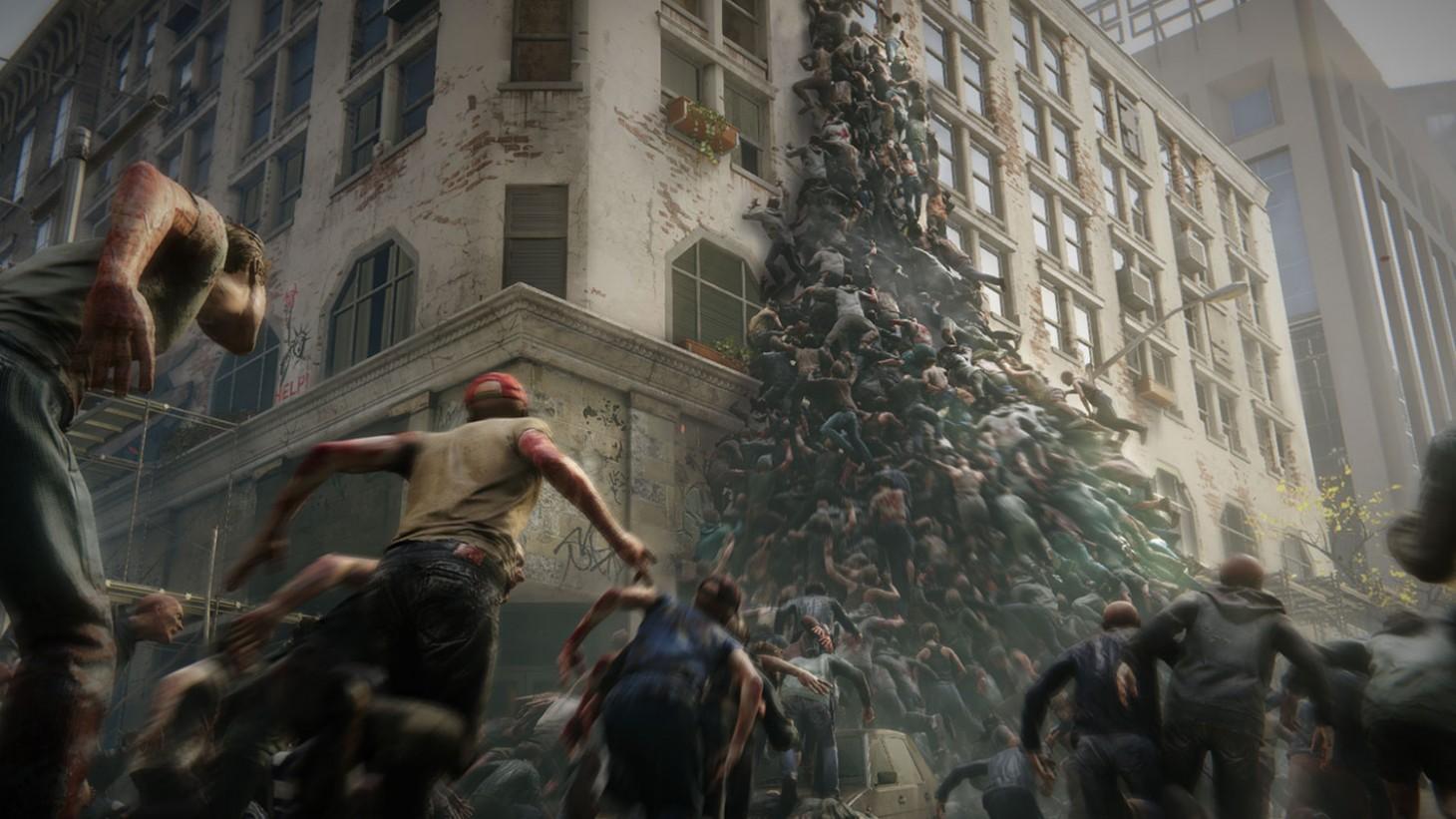 《僵尸世界大战》评测 8.25 分:合作求生,射爆尸山