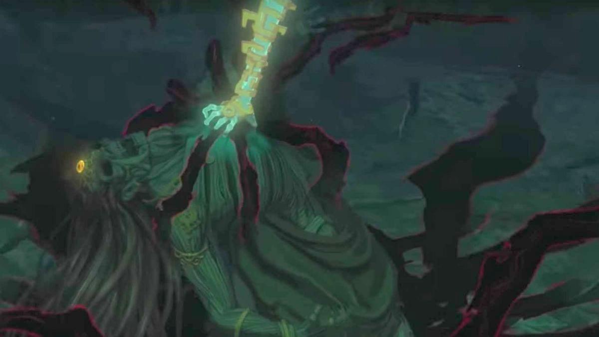 塞尔达传说:旷野之息2 游戏图集(2)