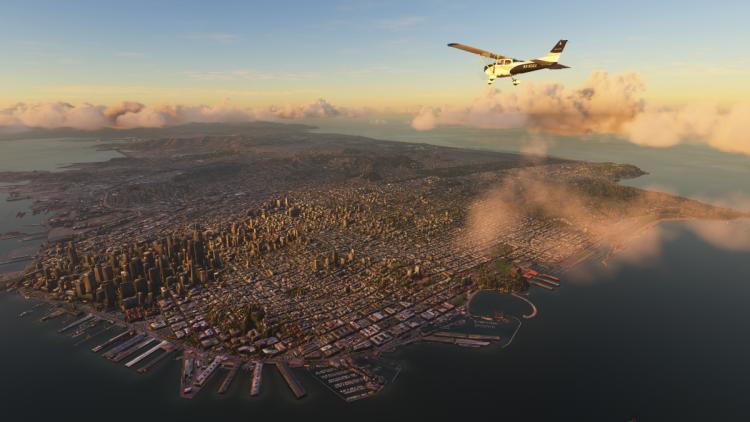 Polygon 编辑带你花式试玩《微软模拟飞行》