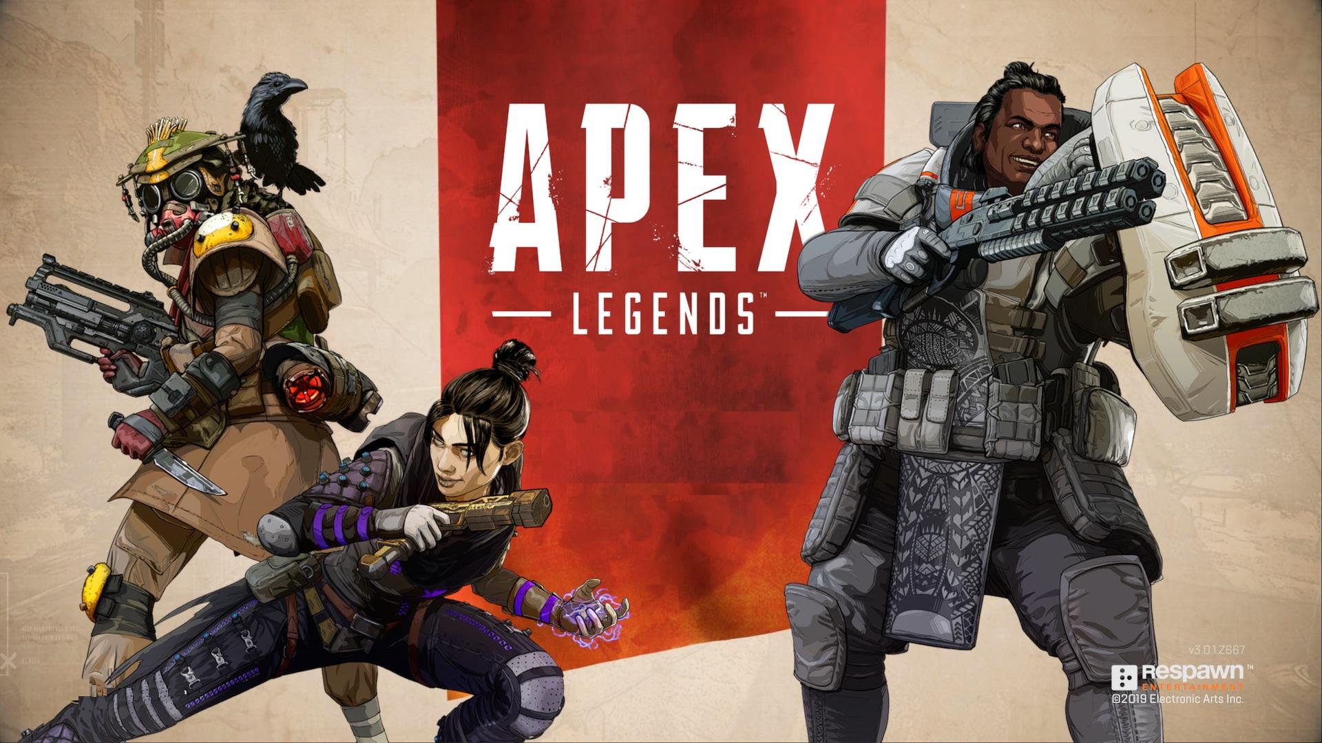 《Apex 英雄》:《泰坦天降》世界观下的「吃鸡」新作