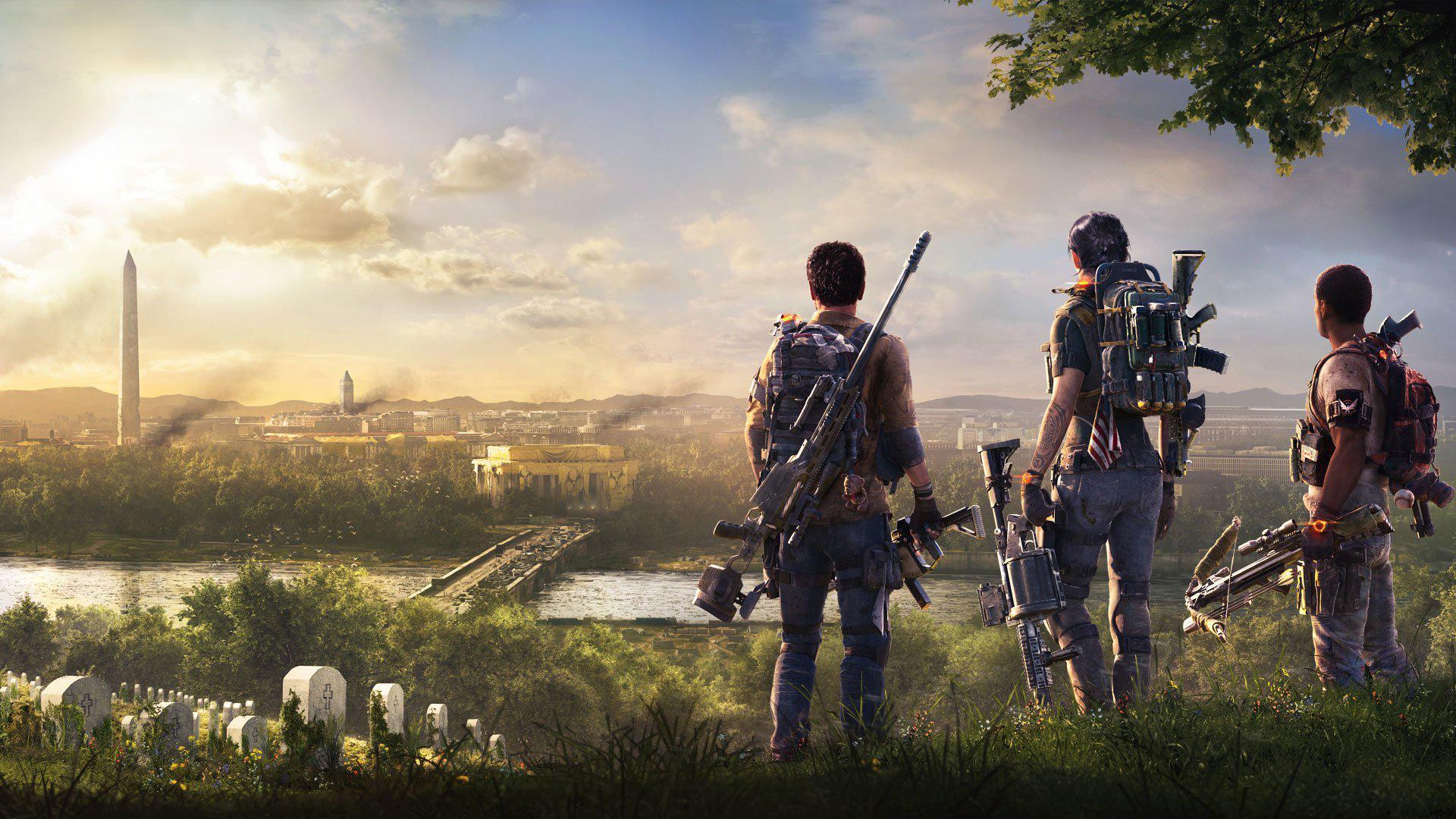 《全境封锁 2》IGN 评测 8.5 分:发售时就内容完备的合作射击游戏