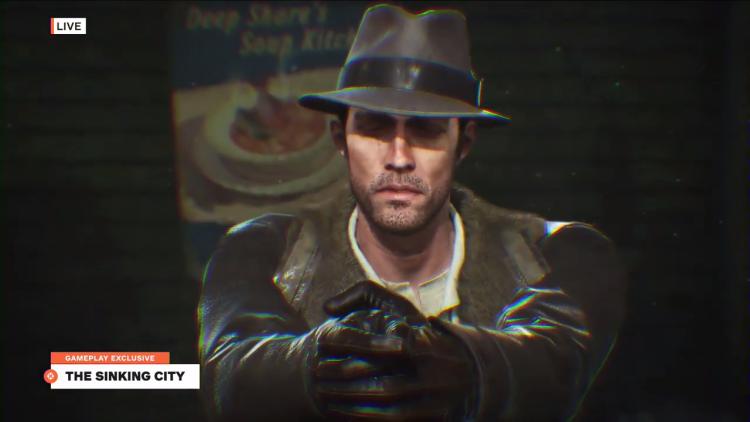 《沉没之城》 E3 试玩 克苏鲁题材冒险新作
