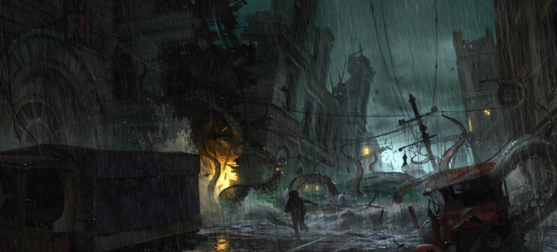 《沉没之城》:死在沙盒中的克苏鲁