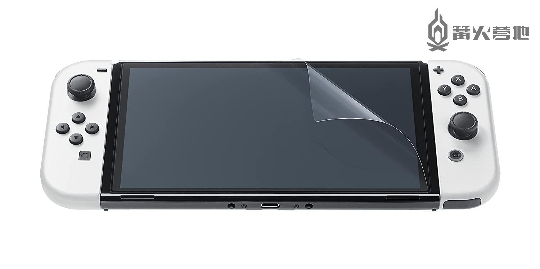 任天堂建议不要撕掉 Switch OLED 款出厂自带的保护膜
