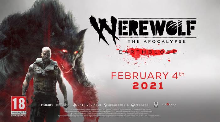 桌游改编 ARPG《狼人:末世日吼 地球血液》明年 2 月发售