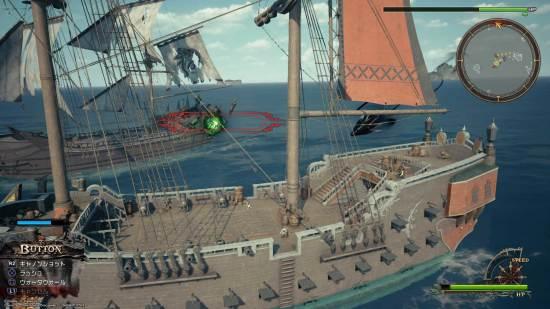 《王国之心 3》系统详解:海盗船篇